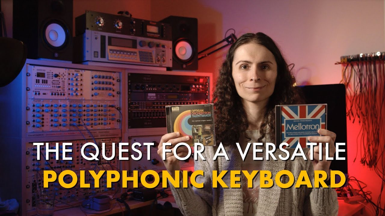 The Quest For a Versatile Polyphonic Keyboard