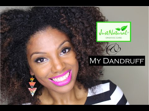 Got DANDRUFF? | Just Natural Products for Natural Hair