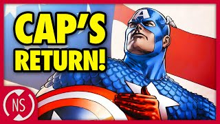 Why Was CAPTAIN AMERICA Revived? || NerdSync