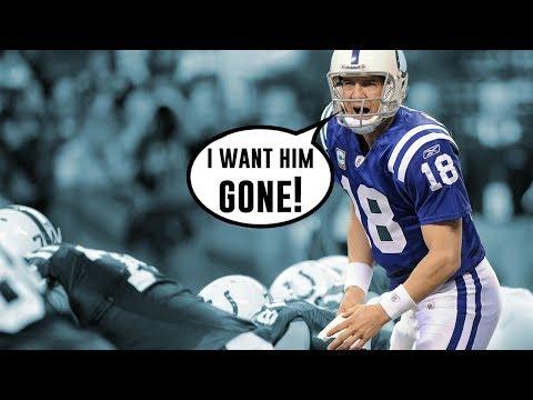 NFL QB, Coach, GM: Peyton Manning