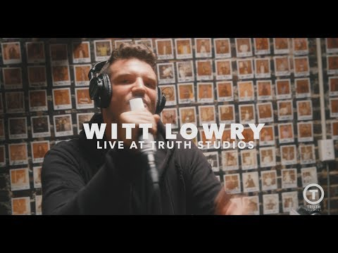 Witt Lowry - Blood In The Water (Live At Truth Studios)