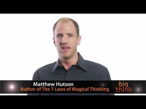 Magical Thinking: Matthew Hutson Live Interview