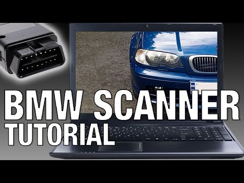 BMW SCANNER (PA SOFT 1.4) TUTORIAL * CODING / ERROR CLEARING / DIAGNOSE*