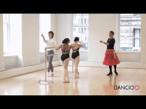 Madame Olga Advanced/Professional ballet class from YouTube · Duration:  1 hour 30 minutes 59 seconds