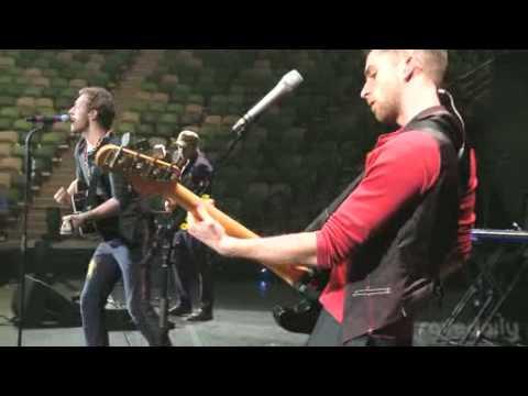 Coldplay - Life In Technicolor ii (Rehearsal)