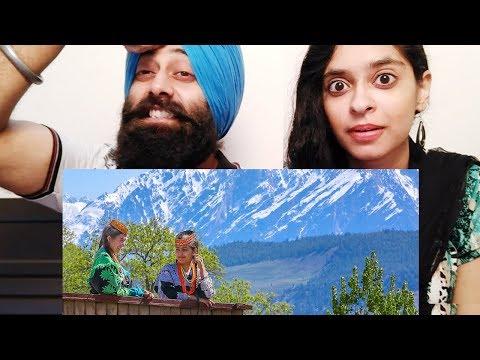 Indians Reacts to Lahore to Kalash Valley | PunjabiReel TV