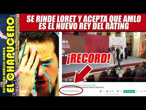 Medios gringos se sorprenden de la enorme audiencia de AMLO como youtuber