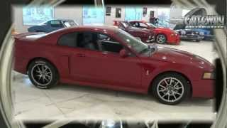 2003 Ford Mustang Cobra for Sale in Chicago #214-chi
