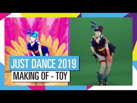Just Dance 2019 - Detrás de cámaras | Toy