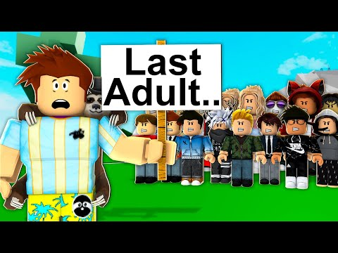 Last Adult On Earth.. (Roblox Brookhaven)