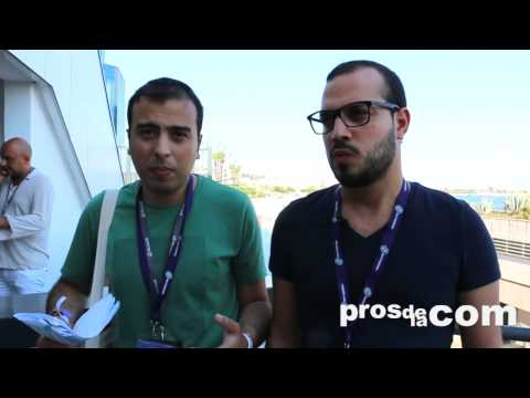 Interview des Mindshare Young Lions à Cannes