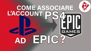 Fortnite TUTORIAL: How to associate your PS4/XBOX account with Epic, and play with friends on PC?