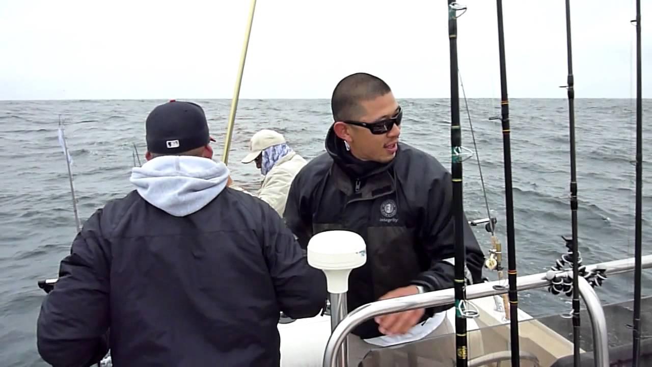 Salmon fishing half moon bay w f o youtube for Half moon bay fishing report