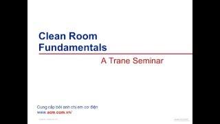 Clearoom fundamental