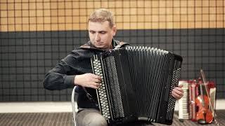 Манит сердце мечтою - Христианские песни на баяне (Christian songs on the аccordion)