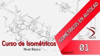 Curso de Isométricos 01