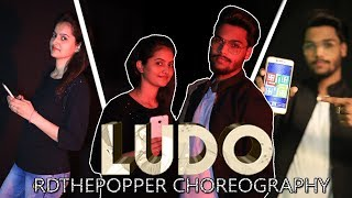 LUDO | Dance Cover | Tony Kakkar | Rdthepopper Choreography | D.SIde Dance Studio |