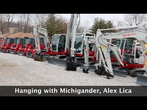 Visiting Bobcat of St  Louis Fairview Heights, IL | Messing Around In The Shop