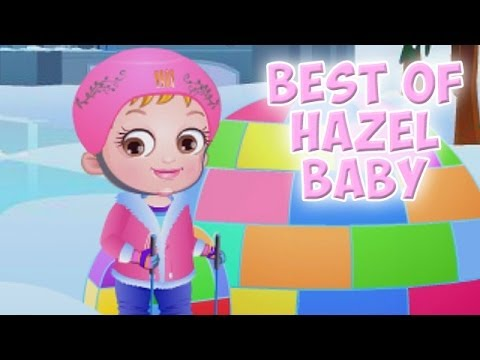 Baby Hazel Game Movie Hazel Most Popular Episodes Compilation Baby Care Dora The Explorer