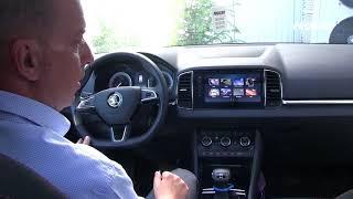 Škoda Connect - VideoPonturi Procar