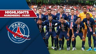 HIGHLIGHTS : NUREMBERG 1 - PARIS SAINT-GERMAIN 1