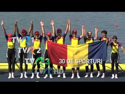 Premieră tv în România: 700 de ore de transmisie live pentru Rio 2016, la TVR!