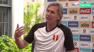 ¿Ricardo Gareca llamará a Gianluca Lapadula a la Selección Peruana? | ADELANTO ENTREVISTA