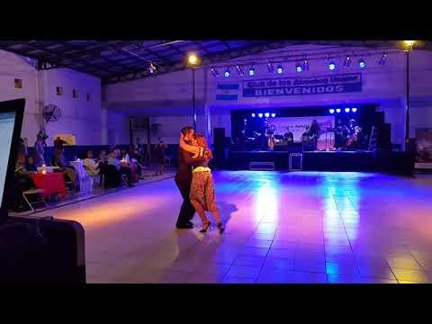 Laura Sastría & Juan Andrada (recuerdo-orquesta municipal de tango Rafaela)