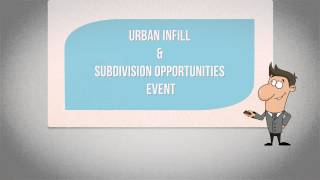 Urban Infill and Subdivision Opportunities