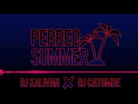 PERREO SUMMER DJ KALIVAN X DJ CATOMBE