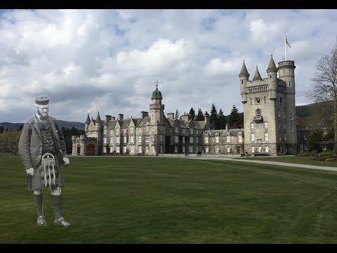 Ghosts of Balmoral Castle | Scottish Folklore