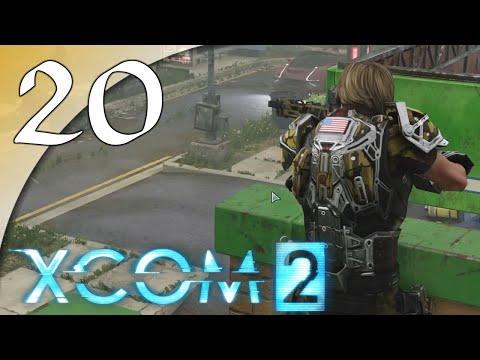XCOM 2 - 20. Engineer Rescue - Let's Play XCOM 2 Gameplay