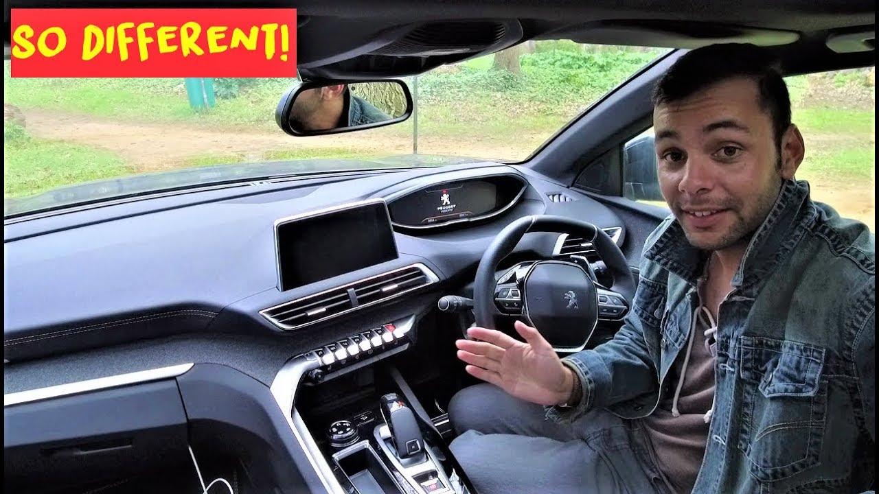 Peugeot 3008 has the most insane interior!