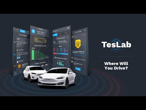 Teslab: The App Every Tesla Model S and Model X Owner Needs Right Now - Get More From Your Tesla Mp3