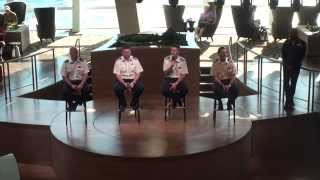 Quantum of the Seas: Inaugural Captain