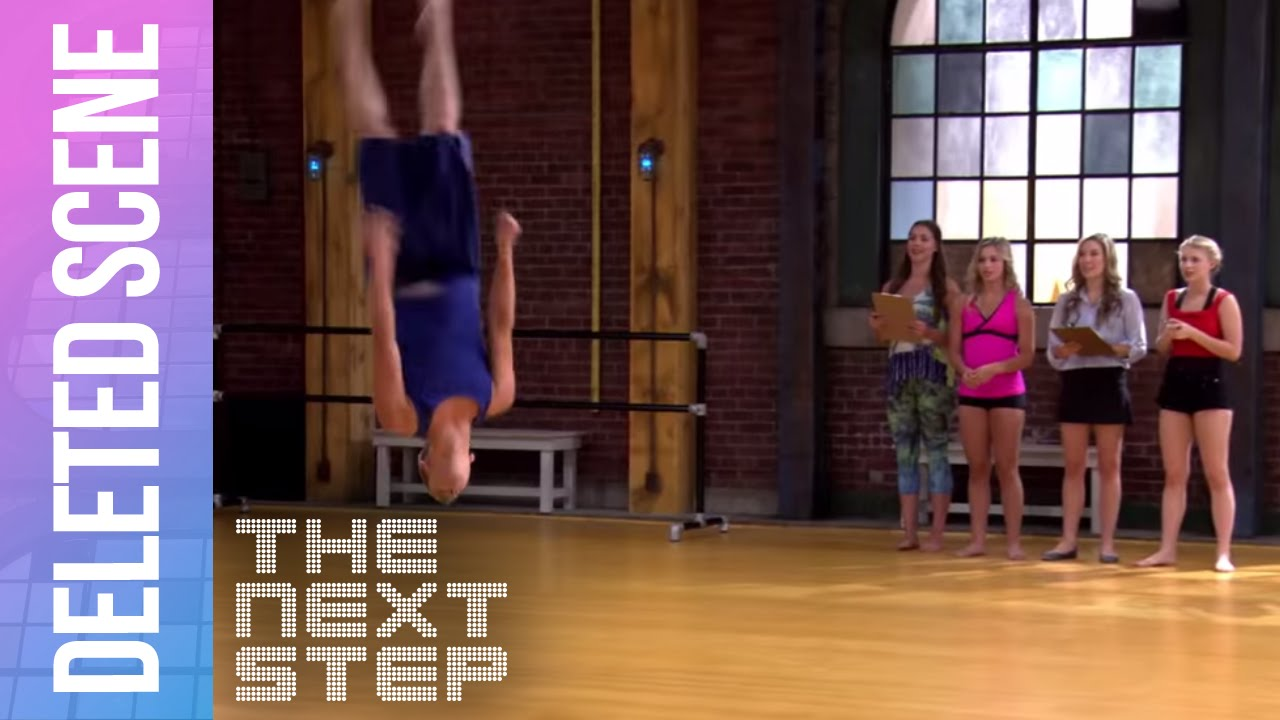 Download Deleted Scene: Tumbling Audition - The Next Step (Season 2)