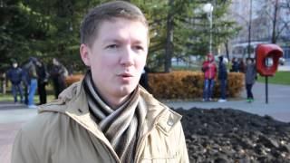 Националисты в Челябинске