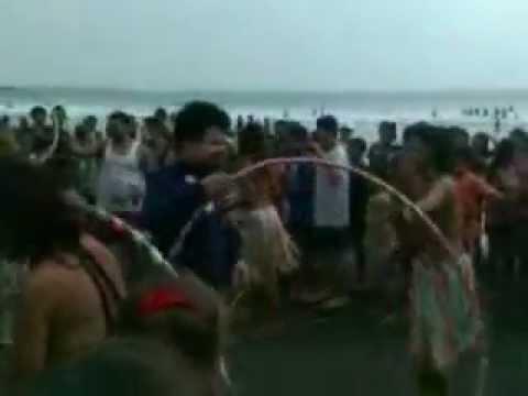batucadas en las playas de acajutla Travel Video