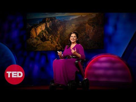 Video image: The beautiful balance between courage and fear - Cara E. Yar Khan