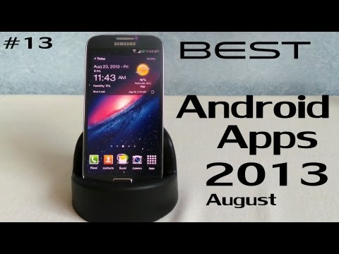 Top 10 Must Have Android Apps 2013 : Best Android Apps #13