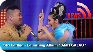 Nagaswara News- Fitri Carlina - Launching Album Anti Galau - TV Musik Indonesia