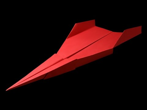 Thumbnail: How to make a Paper Airplane - BEST paper planes in the World - paper airplanes that FLY FAR | Brown