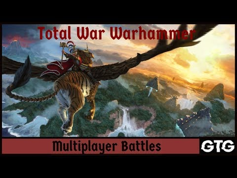 Total War WARHAMMER 2-Ghosts of Christmas Trees Past-1v1