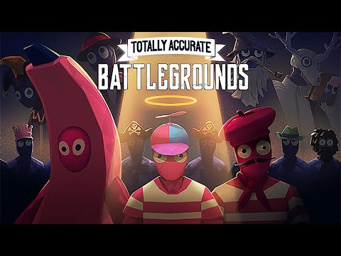 Totally Accurate Battlegrounds - FREE TO PLAY trailer