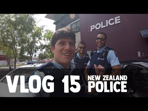 New Zealand Police Vlog 15: Search Warrant Stakeout!