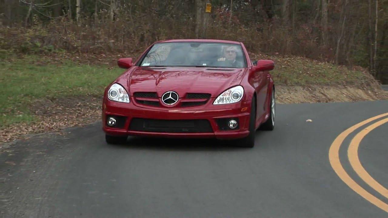 2009 mercedes benz slk300 youtube for Mercedes benz slk300