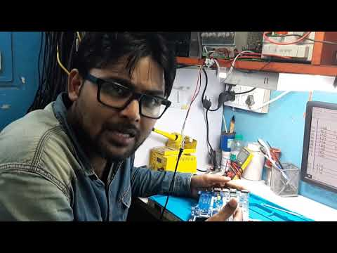 How To Check Step By Step Laptop Mothervboard, Dead Laptop Motherboard Checking, Short Motherboard C