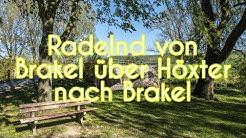 Radelnd von Brakel über Höxter nach Brakel
