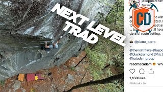 The Hardest Trad Climb In The World? | Climbing Daily Ep.1383