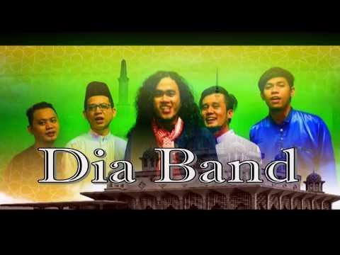Dia Band - Mungkin Aidilfitri (Official Lyrics Video)
